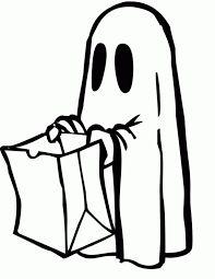 Resultado de imagen de dibujo fantasma