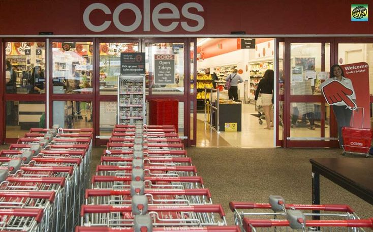 Coles Supermarket is located in the Thirroul Plaza.