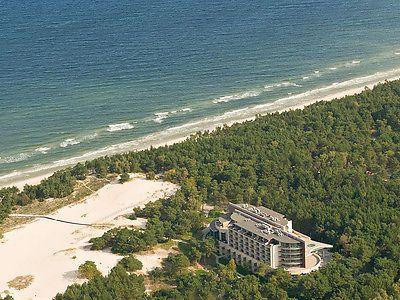 8 Tage Urlaub in Kolberger Deep an der Ostsee im Havet Hotel mit Halbpension