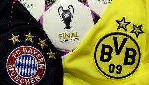 Bayern Munich v. Borussia Dortmund for the DFB Pokal