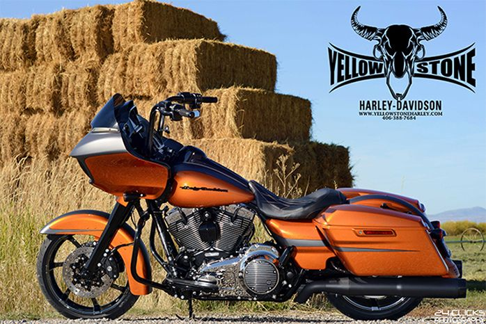 Yellowstone Harley-Davidson > Showroom > YHD Customs > 2015 Road Glide