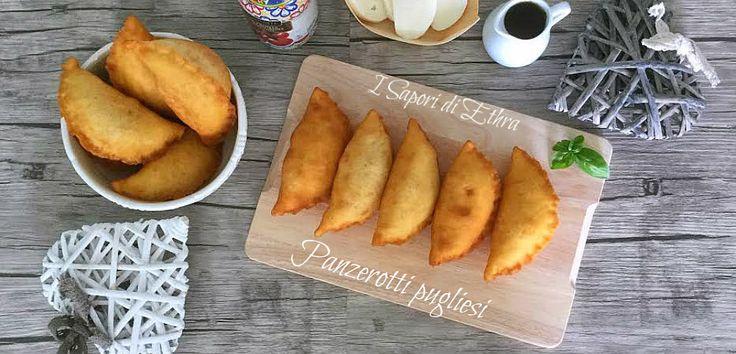 Amici oggi la ricetta dei panzerotti pugliesi in particolare quelli baresi.. perchè numero 1 in assoluto. Qui ricetta e consigli per dei panzerotti perfetti