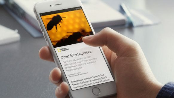 ••NEWS Wars•• FB adds  Instant Articles 2015-05-13 • Wired article: starting with Buzzfeed + NY Times + NBC + National Geo + The Atlantic + The Guardian + BBC + Spiegel + Bild...who will publish directly on Facebook... •see Apple's News app competition 2015-06-08 www.pinterest.com/pin/269160515206501594 + Starbucks/NYT 2015-07-22 www.pinterest.com/pin/269160515206501328 •FB even beat Google in web ad rev; publishers adding ads in own articles keep 100% rev • no more site traffic-link ; )