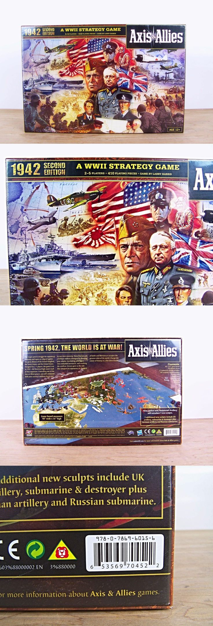 Frederick gent school olympic legacy structure inspiration from - Axis And Allies 158731 Axis And Allies 1942 Second Edition A Wwii Strategy Game