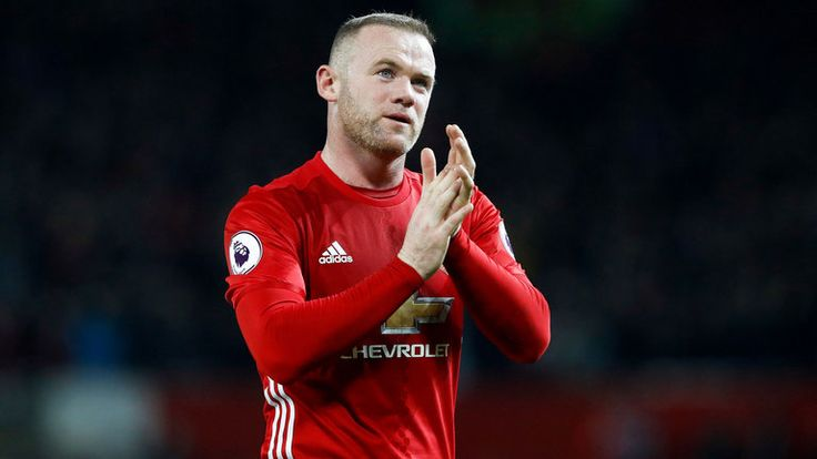 Manchester United's all-time leading goalscorer Wayne Rooney says that he remains committed to the club.