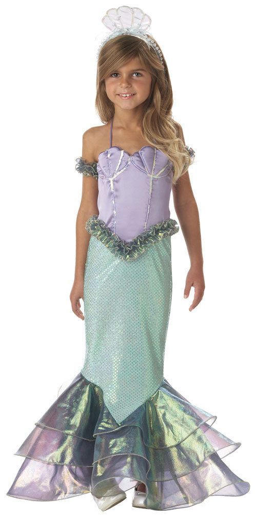 magical mermaid kids costume mr costumes more - Mermaid Halloween Costume For Kids