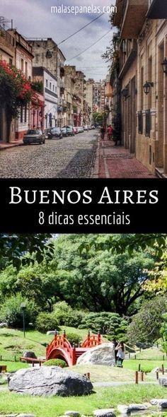 Buenos Aires - 8 dicas essenciais | Malas e Panelas