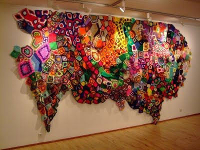 More yarn art from the same blog