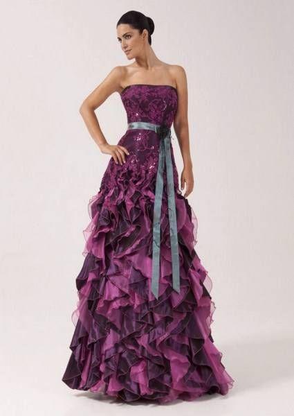 185 best images about damas on pinterest yellow weddings - Lo ultimo en moda ...