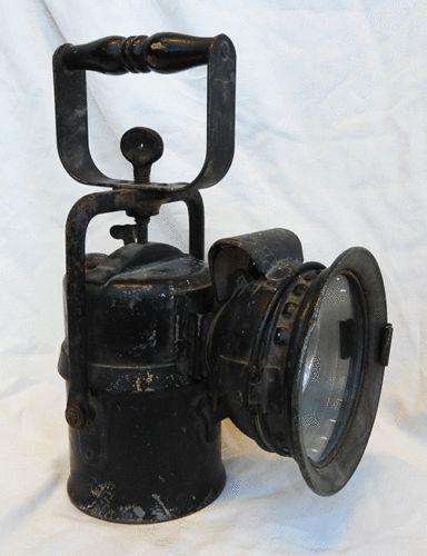 Vintage-Hand-Held-Calcium-Carbide-Lamp-Premier-Engineering-Crestella-c1940s