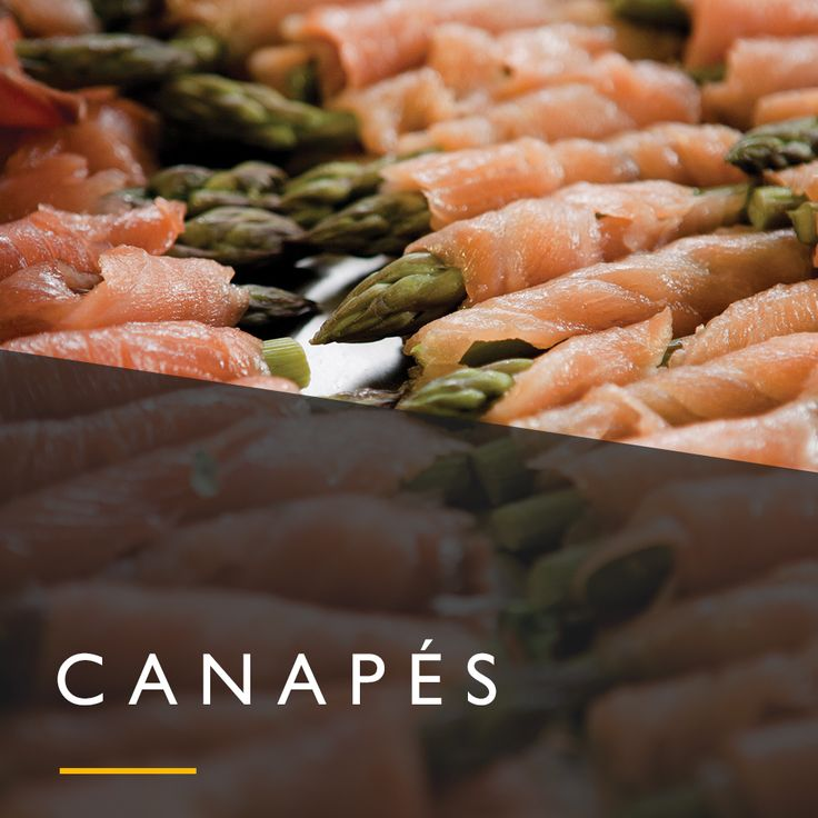 Wedding canapés menu from Spiros -- http://spiros.co.uk/2017/07/19/5-different-ways-to-serve-food-at-your-wedding/