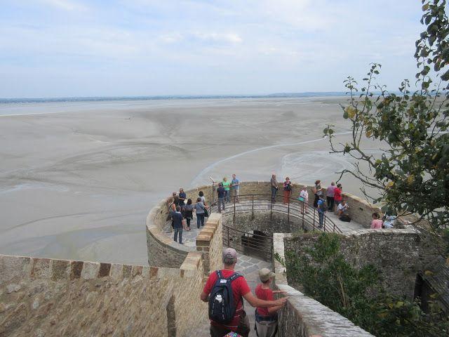 Mont Saint-Michel Normandy France