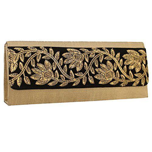 Mela (Sm133100154) Women's Clutch -Gold Mela http://www.amazon.in/dp/B00XW52EEK/ref=cm_sw_r_pi_dp_yU0.vb1YJKY34