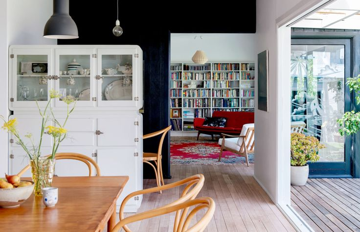 Anna Clippingdale, Nick Wild and Family — The Design Files | Australia's most popular design blog.