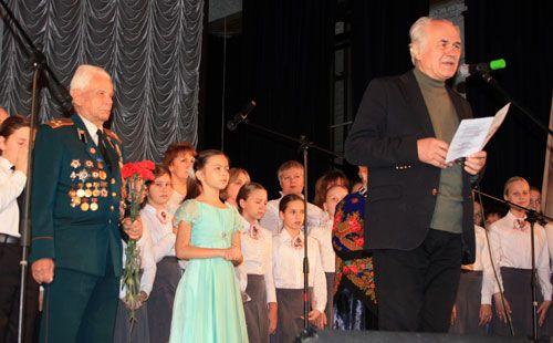 "Festival of the Moscow house of veterans ""Victory: one for all"". 2013. Фестиваль Московского дома ветеранов «Победа: одна на всех»."