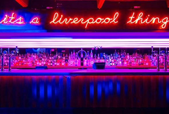 MODO nightclub is based in the busiest part of Liverpool, which makes it a great place for a hen party!