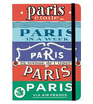 Ежедневник Paris in a week