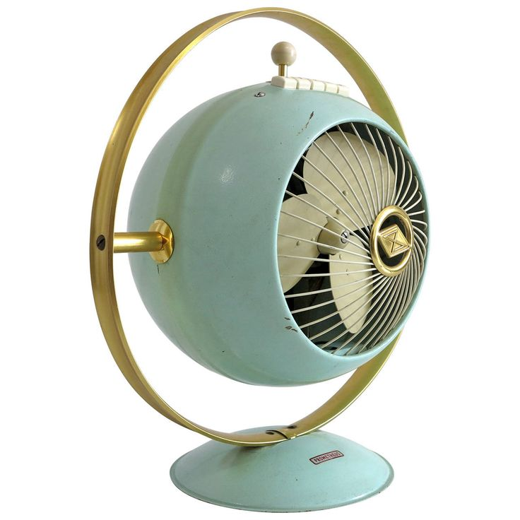 Industrial Space Design Ventilator Fan, Germany, 1950-1955 | From a unique collection of antique and modern industrial furniture at https://www.1stdibs.com/furniture/more-furniture-collectibles/industrial-furniture/