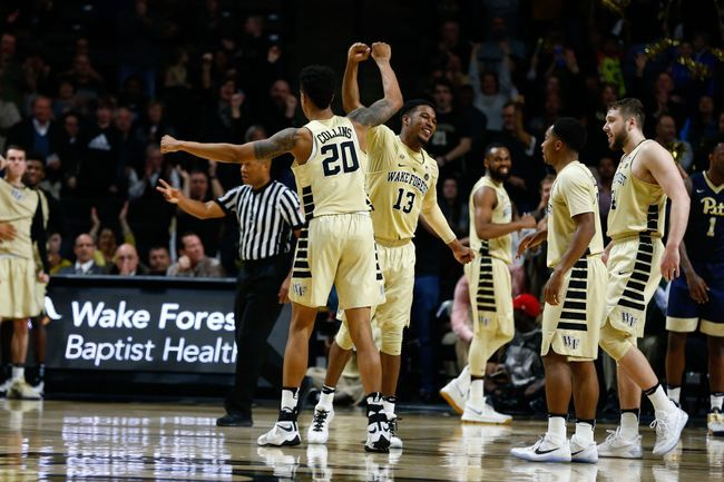 Wake Forest vs. Louisville - 3/1/17 College Basketball Pick, Odds, and Prediction