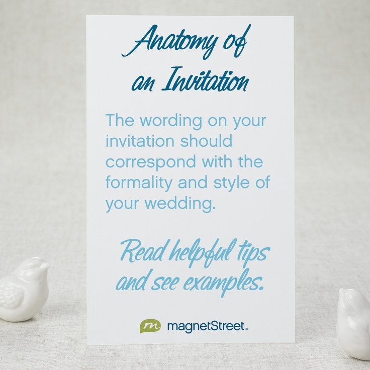 Proper Wedding Invitation Wording: 101 Best Images About Wedding Planning Tips On Pinterest