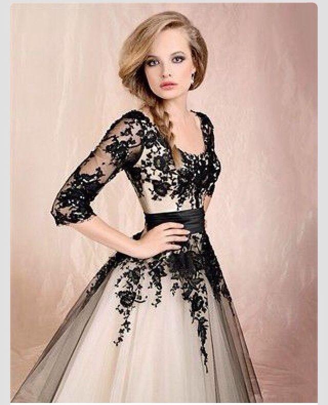 Dress Kebaya (22) - Black