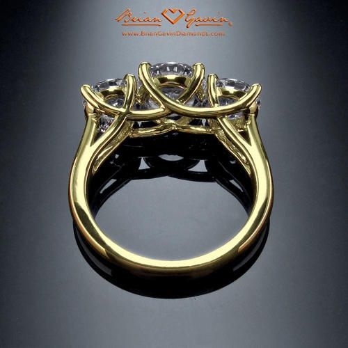 Can You Add Side Stones To An Existing Ring Three Stone