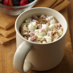 39 best recipes egg beaters images on pinterest egg beaters canadian bacon egg mug scrambler canadian bacon swiss cheese and english muffin combined in a mug for a fast and delicious breakfast prepared in the forumfinder Image collections