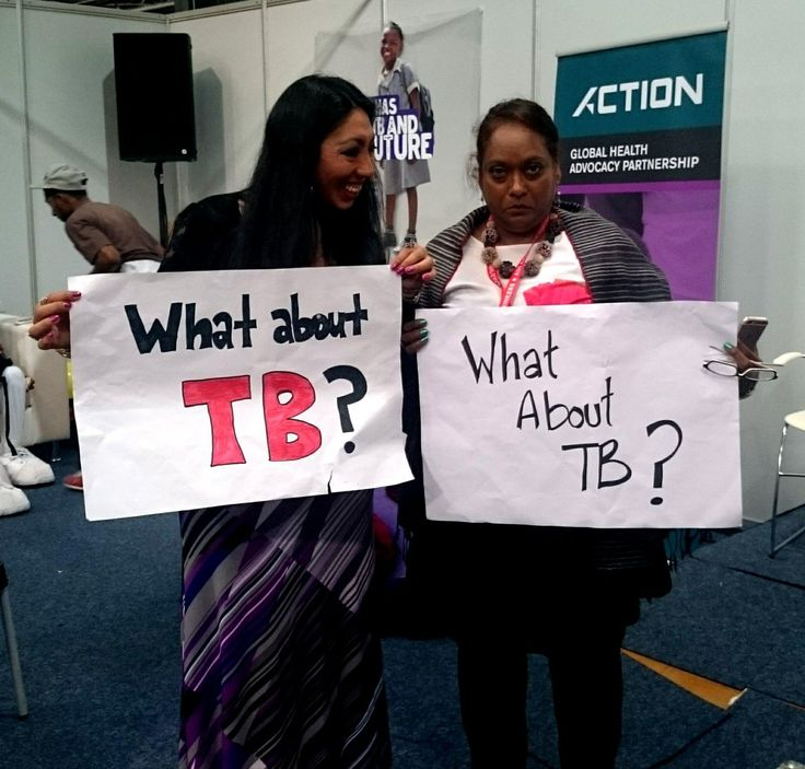 """Violeta en Twitter: """"Dear #HIV advocates: What about #TB? We can't ignore the leading cause of #death amongst #PLHIV #AIDS2016 https://t.co/ue6u2uKNMA"""""""