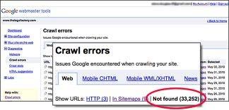 Resolving Critical Crawl Errors With Google Webmaster Tools