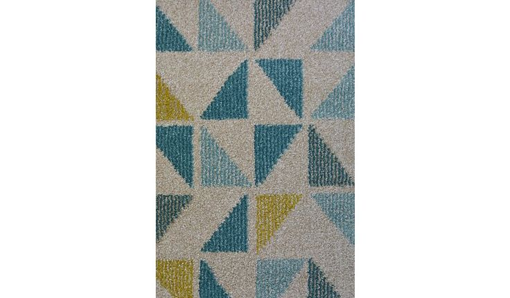 Homemaker Teal Triangle Runner, read reviews and buy online at George at ASDA. Shop from our latest range in Home & Garden. This modern geometric runner feat...