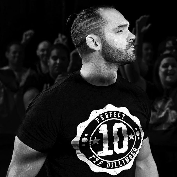 Tye Dillinger was the gatekeeper of NXT when he appeared in the Royal Rumble 2017 - as entrant number 10 of course. He finally was called up to Smackdown after Wrestlemania.