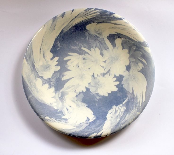 The New Blue and White Collection, porcelain plate