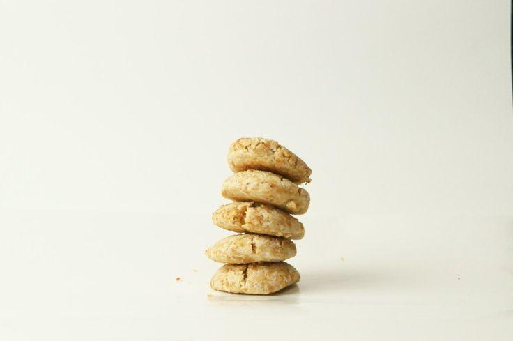 生姜とレモンのクッキー by リメンバー・ザ・レモン / おはようございます。直です^^。生姜とレモンを使って、グルテンフリー&植物性のクッキーを試作してみました^^。 / ナディア