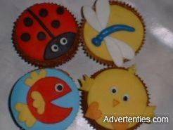 Kinderfeestjes: Cupcakes versieren!