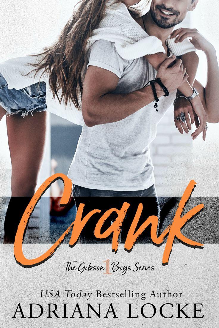 Release Blitz:: Crank by Adriana Locke
