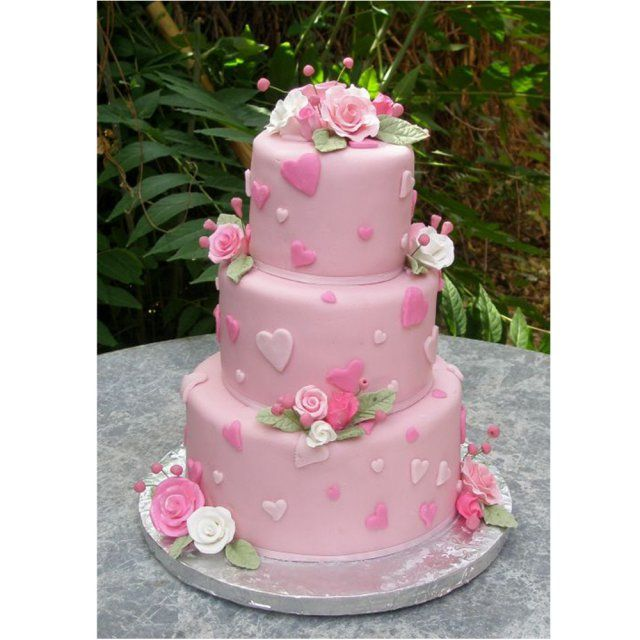 Photos Et Recette De Wedding Cake