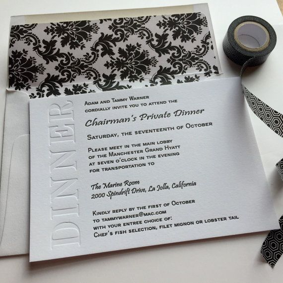 Letter Press Invitations was awesome invitation example