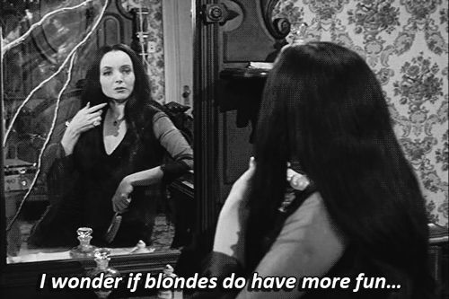 "And you're perfectly fine with your attitude. | Community Post: 19 ""Addams Family"" Moments To Get You Through Valentine's Day"