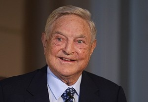 #30: George Soros. Net worth: $19.2 B. Industry: Hedge funds.