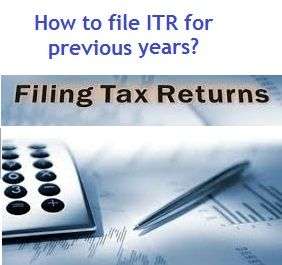 how to change a previous tax return