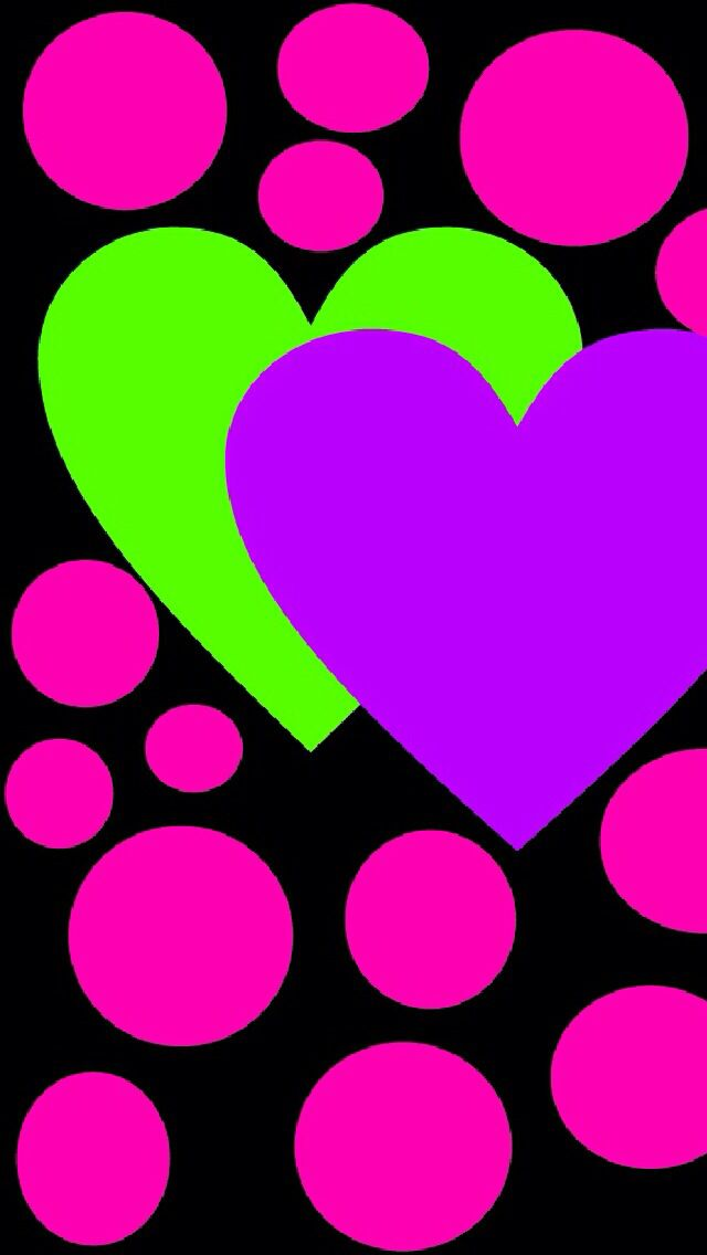 977 best images about hearts on pinterest heart iphone - Heart to heart wallpaper ...