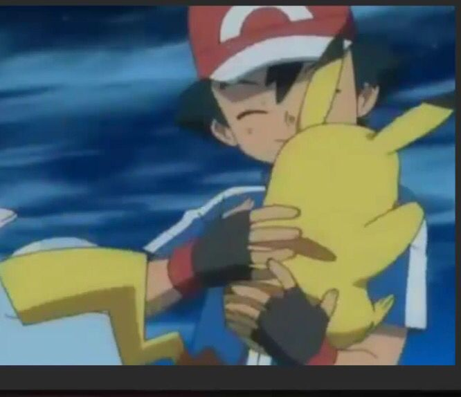 Ash and pikachu moment | Pokemon | Pinterest | Pikachu and Ash