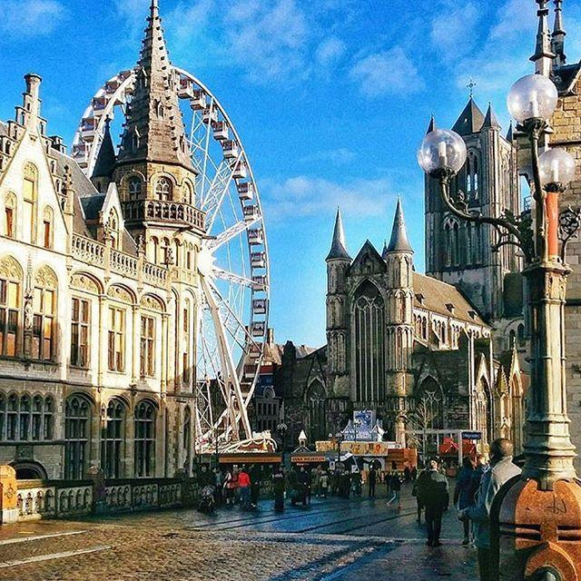 Belgium. Travel europe