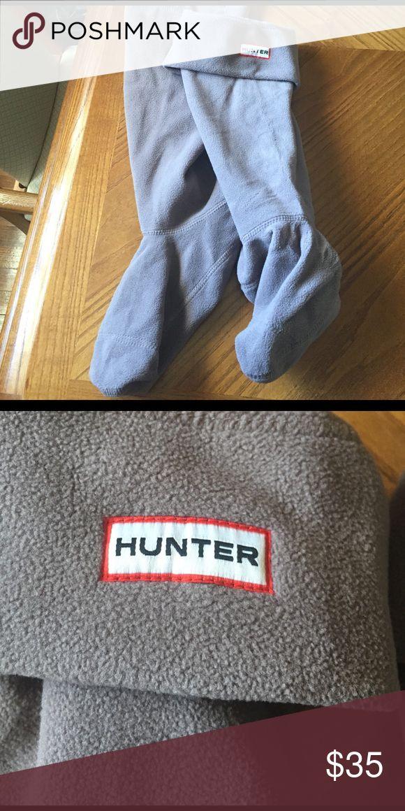 Hunter boot socks Great gray hunter boot socks to transform your hunter rainboots into winter boots Hunter Boots Accessories Hosiery & Socks