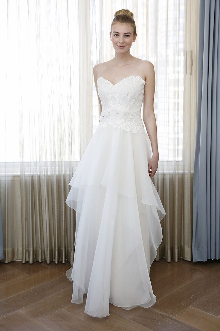 57 best Casual dresses images on Pinterest   Bridal gowns ...