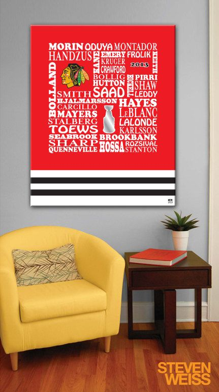 17 best images about hockey everything on pinterest for Chicago blackhawk bedroom ideas