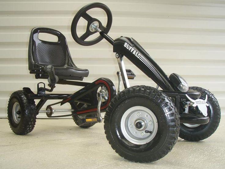 diy go kart pedal go karts pinterest. Black Bedroom Furniture Sets. Home Design Ideas