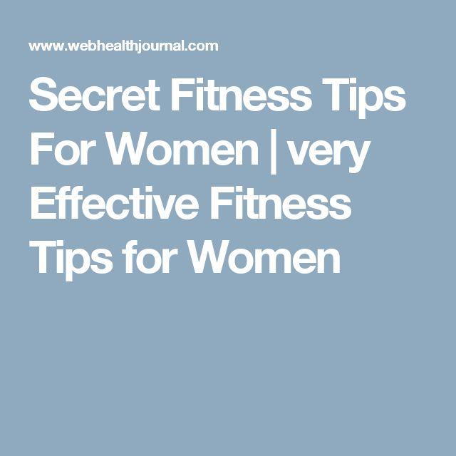 Secret Fitness Tips For Women | very Effective Fitness Tips for Women