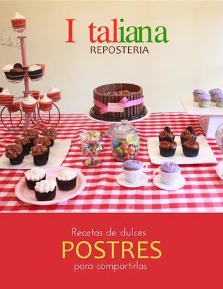 Italiana reposteria curso sub chef