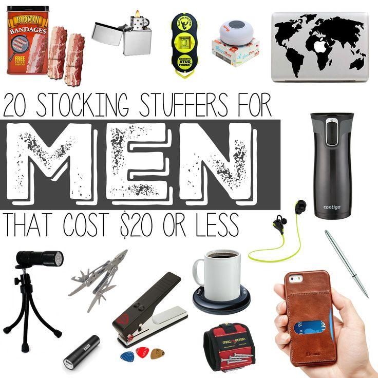 20 Stocking Stuffers For Men Under 20 Stocking Stuffers